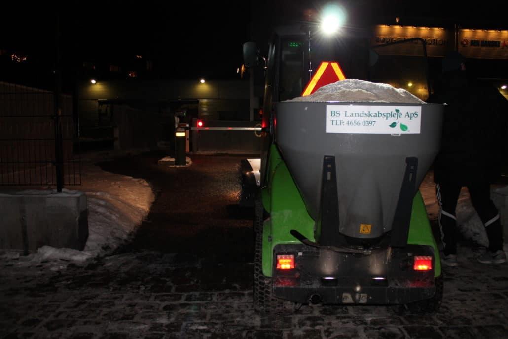 Saltning fra snerydning.bslp.dk