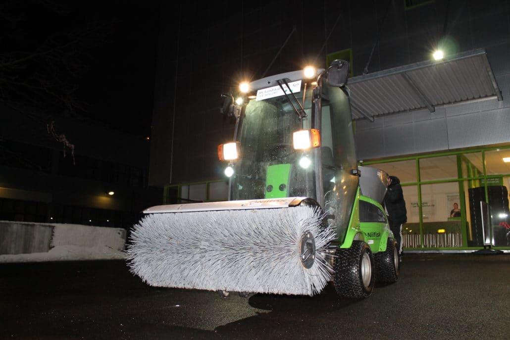 Snerydning på hele Sjælland fra snerydning.bslp.dk